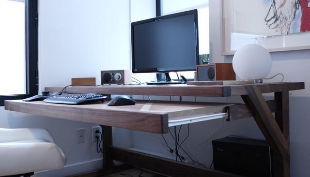 Desk 03 - Craftsman - Desks - montreal - by Hayes Nulman Design