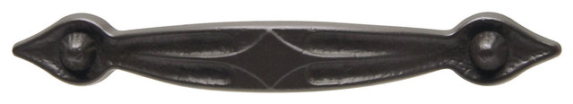 Hafele 122.40.300 Oil Rubbed Bronze Drawer Pulls traditional-cabinet-and-drawer-handle-pulls