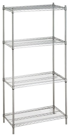 Metal Shelves For Garage Racks Storage