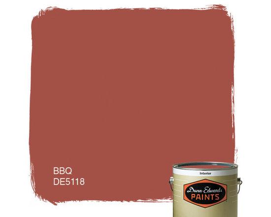 Dunn-Edwards Paints BBQ DE5118 -