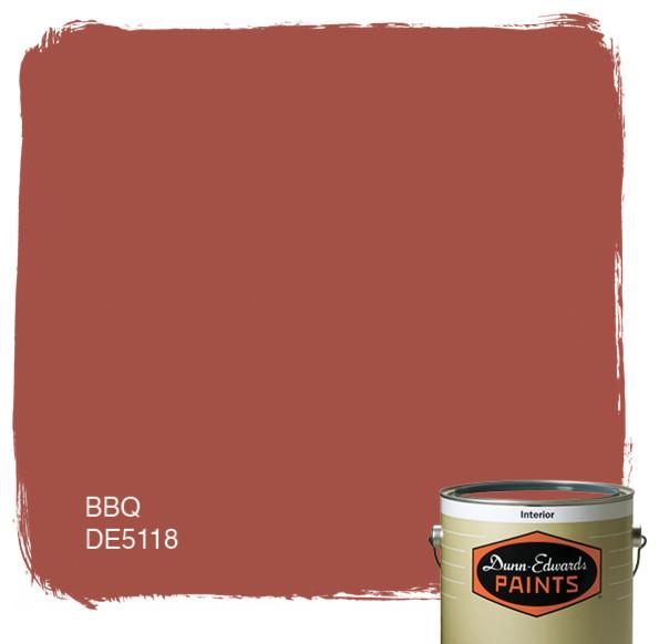 Dunn-Edwards Paints BBQ DE5118 paints-stains-and-glazes