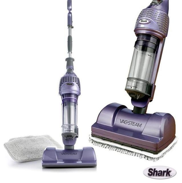Shark MV2010 Vac-then-Steam 2-in-1 Vacuum/ Steam Mop - Contemporary ...