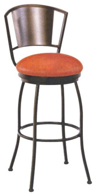 Tempo 34 Inch Brazilia Extra Tall Swivel Bar Stool without  : modern bar stools and counter stools from houzz.com size 316 x 640 jpeg 27kB