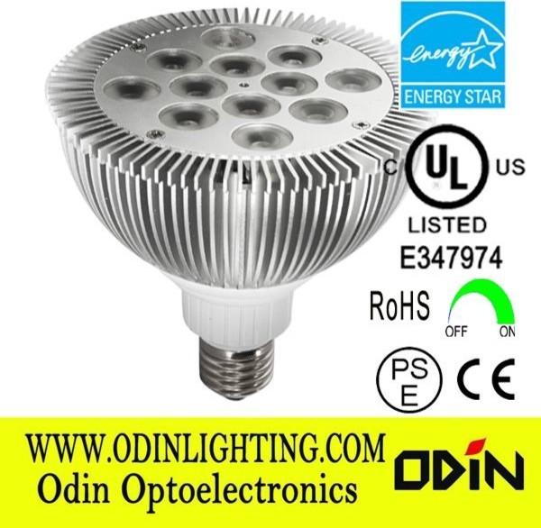 UL LED spotlight