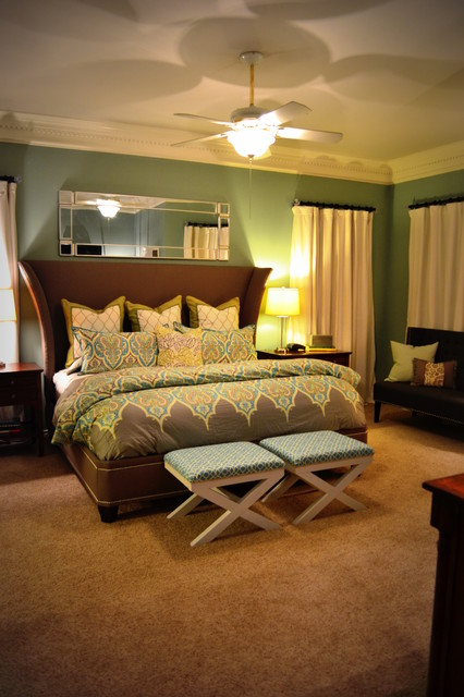 Modern Bedrooms modern-bedroom