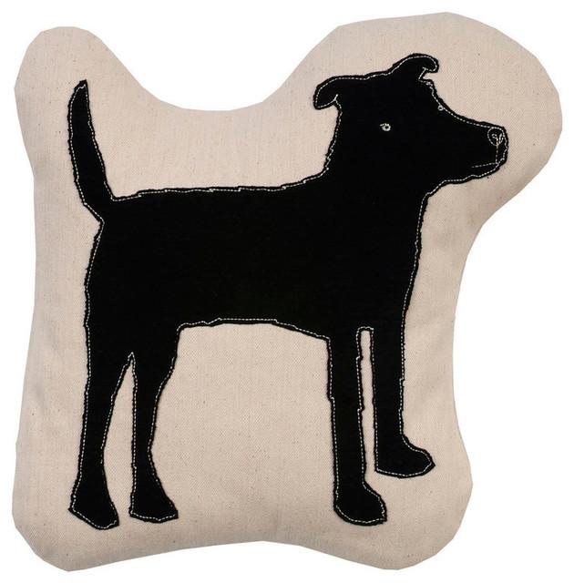 Dog Pillow, Natural eclectic-decorative-pillows