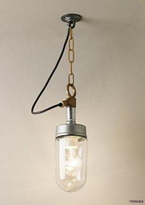 Well Glass Pendant eclectic pendant lighting