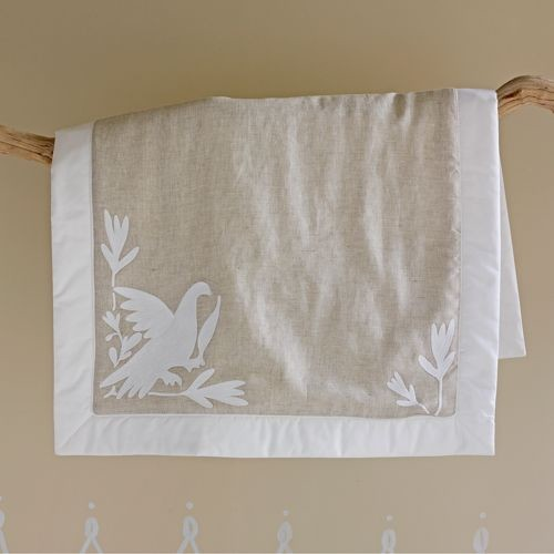 Marlo Heirloom Baby Quilt traditional-baby-bedding
