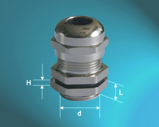 NPT Brass Cable Glands - SPECIFICATIONS