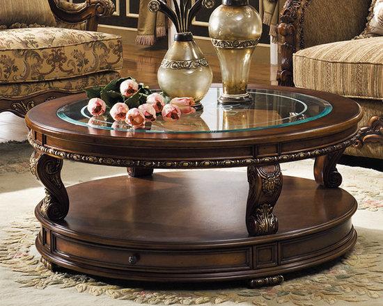 Southbridge Round Coffee Table -