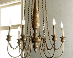 French Bead Chandelier traditional chandeliers