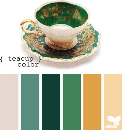 Teacup Color