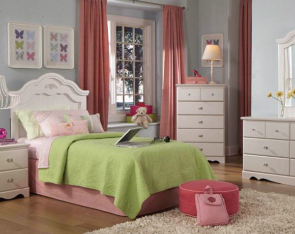 daphne bedroom set transitional kids bedroom furniture
