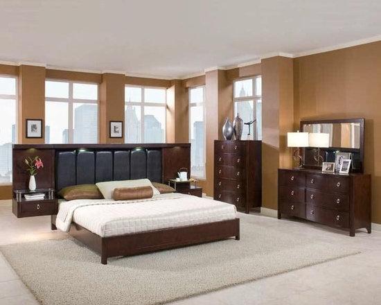 Bedrooms Furniture - Serpentine Bedroom Bedroom Sets