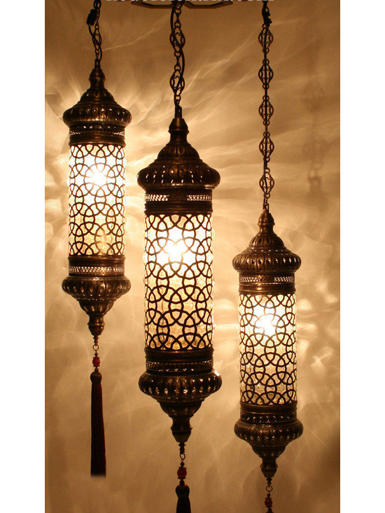 Turkish Style - Ottoman Lighting - *Code: HD-04158_106