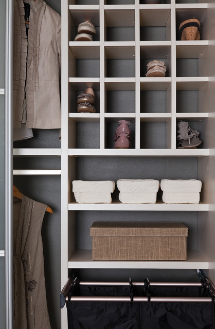 Custom Closet modern-furniture