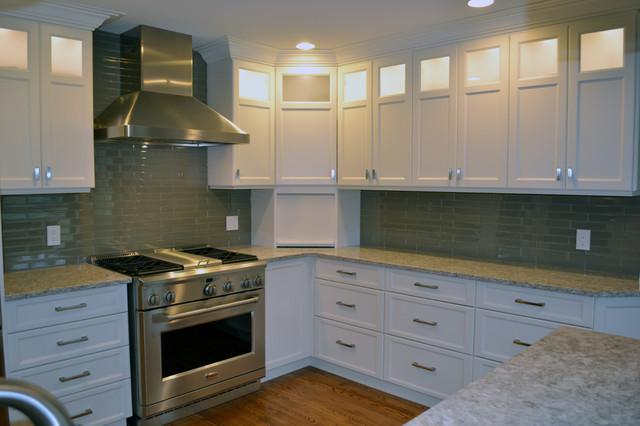 Lux Kitchen Remodel traditional-kitchen