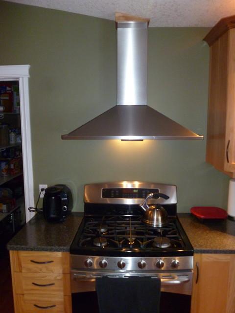 Kitchen Tile renovation traditional-kitchen