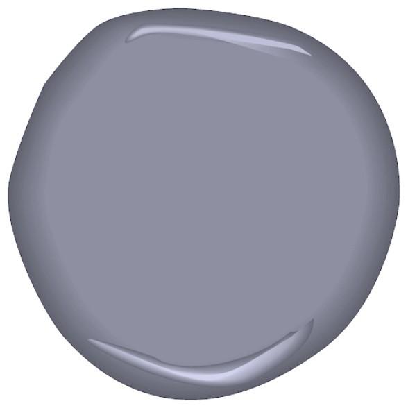 faded violet CSP-455 paint