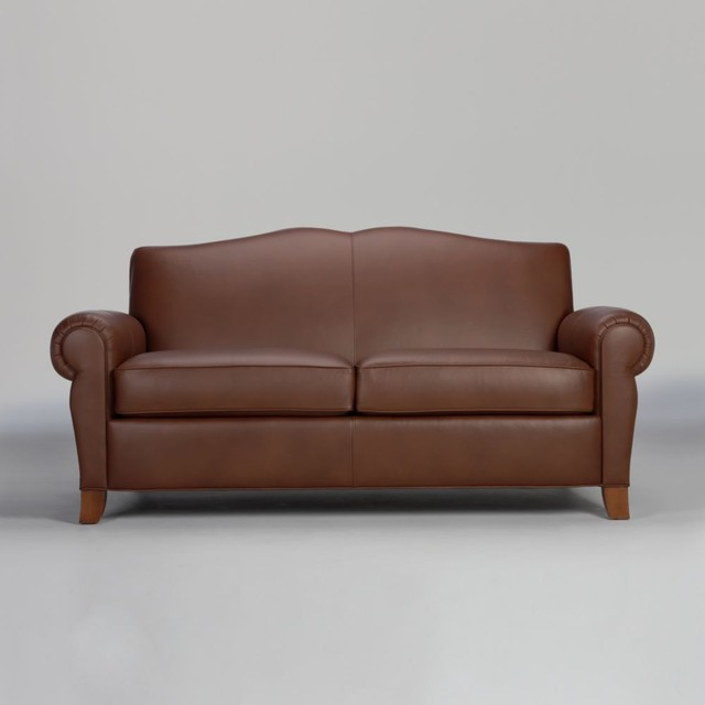 Paloma sofa 77 traditional sofas by ethan allen for Paloma leather sofa