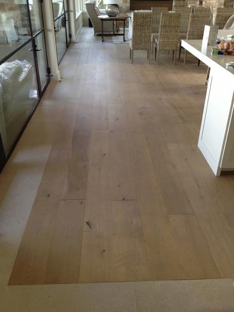 European Oak - Modern - Hardwood Flooring - austin - by Hardwood Designs
