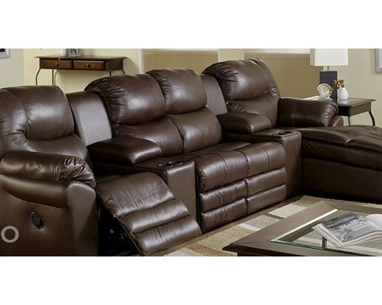 Palliser Divo Home Theater Sofa Sectional -