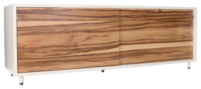 RWB Media Cabinet - modern - media storage - new york - by Wud