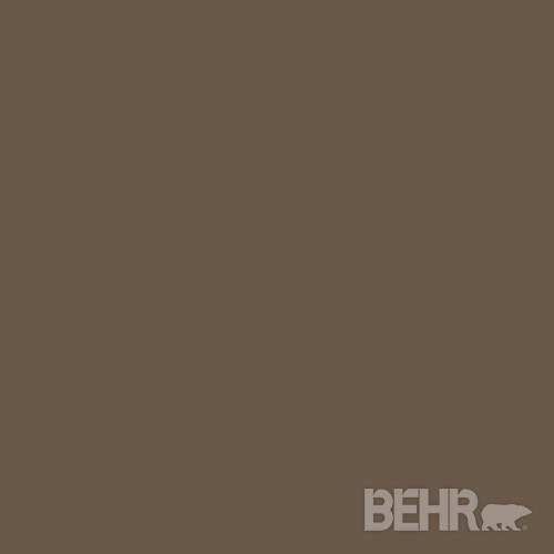 Behr paint color clove brown ppu7 25 modern paint for Behr pro paint