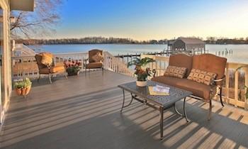 Deck Replacement Alternative porch