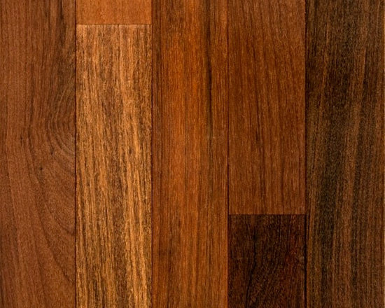 Brazilian Walnut Hardwood Flooring - Ipe floors -