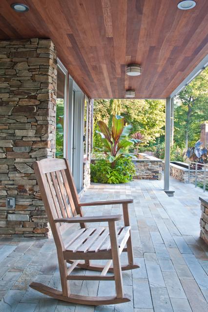 A Closer Look contemporary-patio