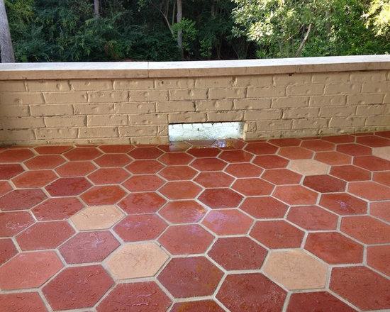 Cement Floor Tile - Presidio Tile