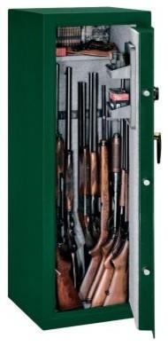 Stack-On GSG-716 Combination Lock 16-Gun Safe - Modern - Door Hardware - by Hayneedle
