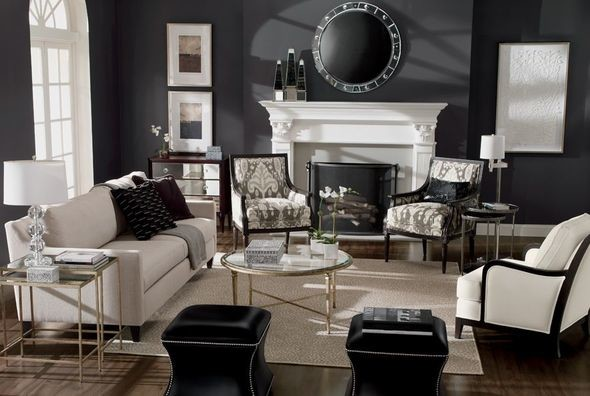 Living Rooms transitional