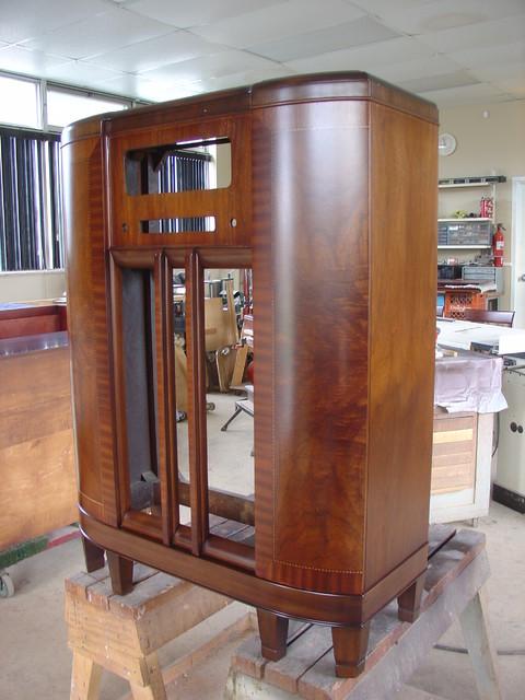 Antique Radio Cabinets Restoration/Refinishing ...