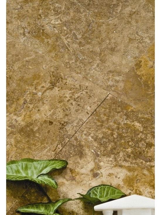 Travertine and Limestone -