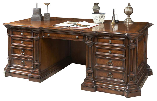 viniterra executive desk mediterranean desks and hutches by