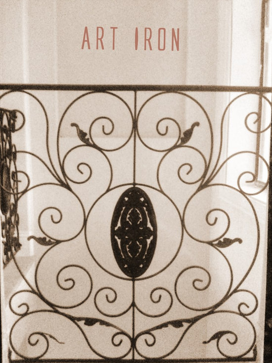 Wrought Iron Ideas -