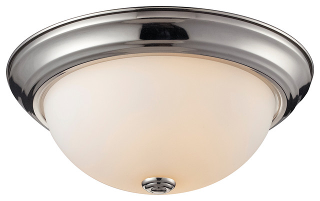 Fantastic Ill Be Putting Brushed Nickel Vanity Lights In My Bathroom That Are Made With Opal Etched Glass See Attached Photo  Im Trying To Match This Glass Color With A Flush Mount Ceiling Light In Either A Traditional Or Transitional Style