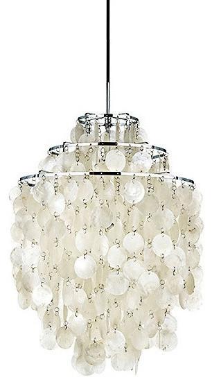 Panton Fun 1DM Pendant beach-style-chandeliers