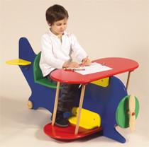 Airplane Desk contemporary-kids-desks-and-desk-sets