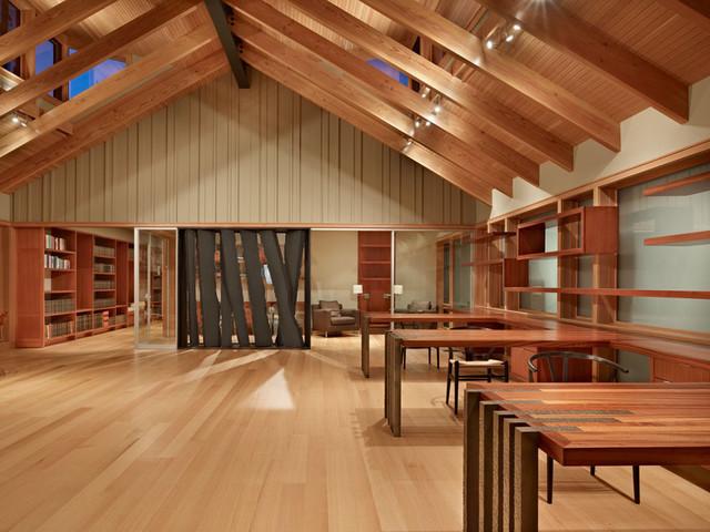 CS Reading Room modern