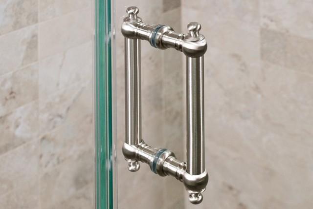 Shower Door Hardware modern-towel-bars-and-hooks
