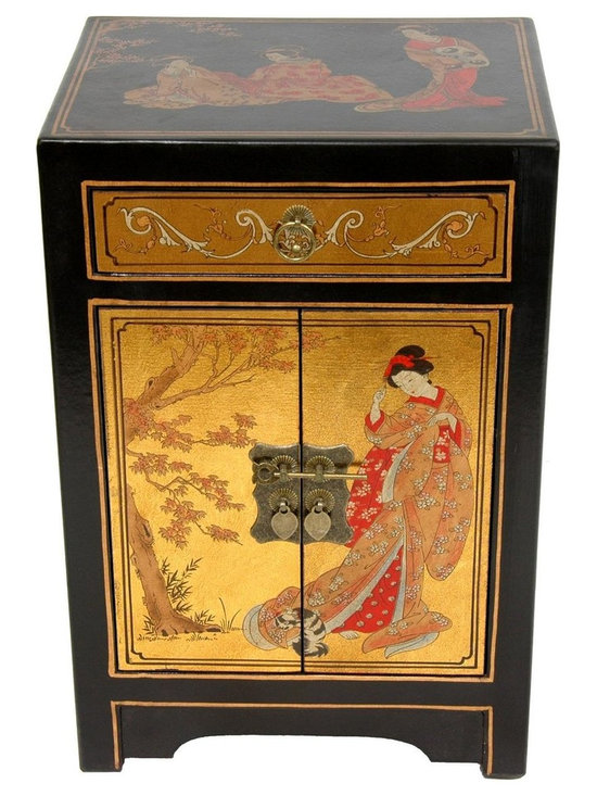 Asian/Oriental Decor & Art Furniture Accents -