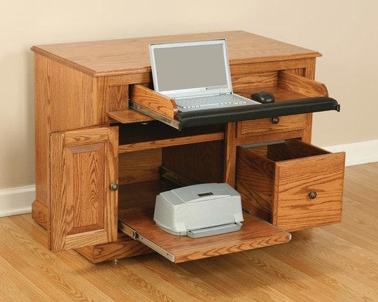 Laptop Credenza 75 - open -