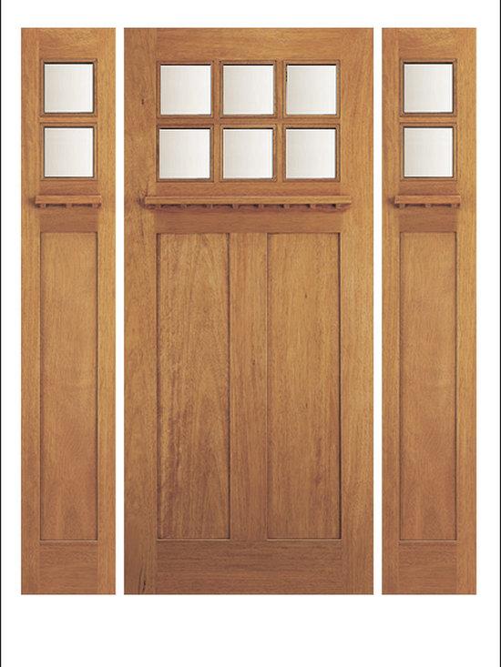 Arts & Crafts / Craftsman Doors -
