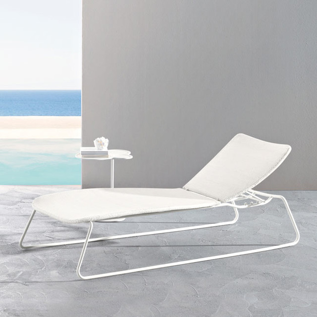 Roberti - Coral Reef Sun Bed - Italy contemporary-outdoor-chaise-lounges