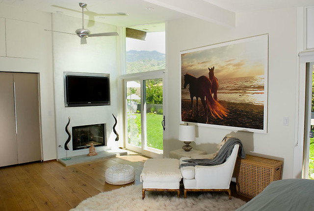 Interior Design & Furniture contemporary-artwork