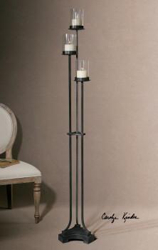 19741 Arla Tall Candleholder By Uttermost Modern