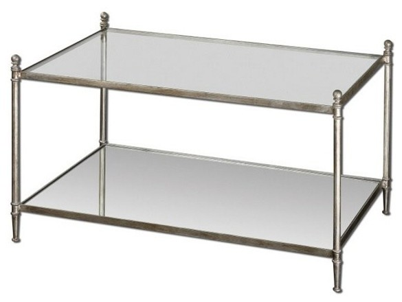 Uttermost - Gannon Coffee Table - 24281 traditional-coffee-tables